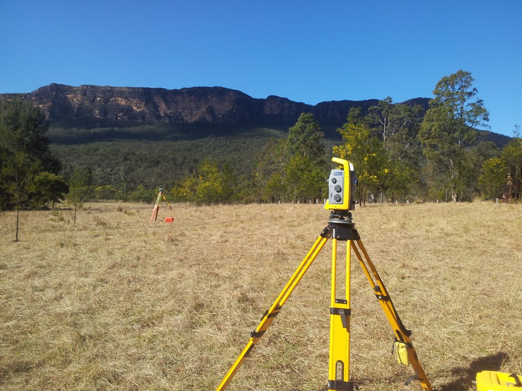 CitiSurv Level Survey Newcastle