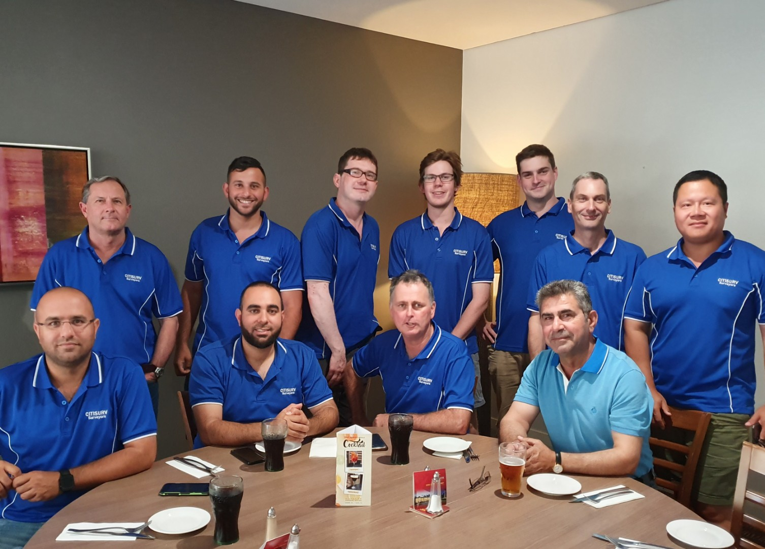 CitiSurv Land Surveyors Sydney Team